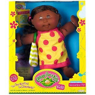 "Cabbage Patch Kids Doll African American Premiere Collection ""Summertime Girl"""
