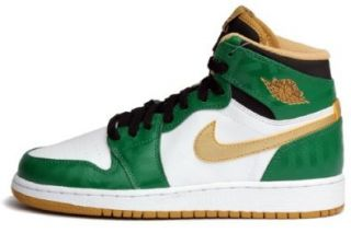 NIKE AIR JORDAN 1 RETRO HIGH OG BIG KIDS BASKETBALL SHOES Style# 575441 315 BIG KIDS Shoes