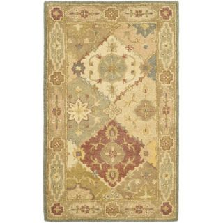Safavieh Antiquities Multi/Beige Rug