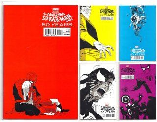 Amazing Spider Man #692 Complete Decades Variant Set   WOW  Other Products