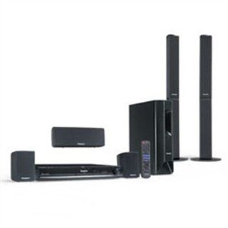 Panasonic SC PT673 DVD Home Theater Sound System Electronics