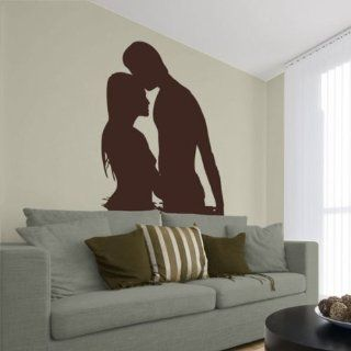 Two People in the Water Man and Woman Embracing Home Art Decals Wall Sticker Vinyl Wall Decal Stickers Living Room Bed Baby Room 675   Other Products