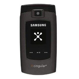 Samsung SGH A707 Red phone (Cingular / AT&T) Electronics