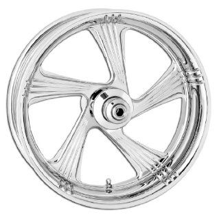 Performance Machine Element18x3.5 Front Wheel , Color Chrome, Position Front, Rim Size 18 1239 7806RELECH Automotive