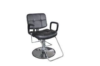 Exacme Reclining Hydraulic Barber Chair Salon Beauty Spa Shampoo Black 9837  Hair Shampoos  Beauty