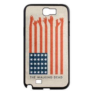 Designyourown Case Walking Dead Samsung Galaxy Note 2 Case Samsung Galaxy Note 2 N7100 Cover Case Fast Delivery SKUnote2 695 Cell Phones & Accessories
