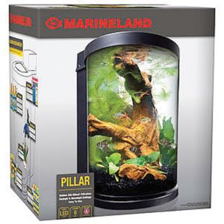 Tetra Marineland 6 Gallon Pillar Aquarium Kit