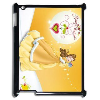 Unique Art Cute Princess Beauty Cartoon Series Customized Special DIY Hard Best Case Cover for iPad 3 Cell Phones & Accessories