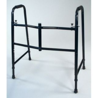 TFI Extra Wide Folding Walker in Black