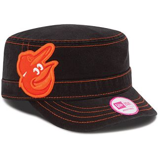 NEW ERA Womens Baltimore Orioles Chic Cadet Fitted Cap   Size Adjustable,
