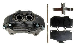Raybestos RC10612 Professional Grade Remanufactured, Loaded Disc Brake Caliper Automotive
