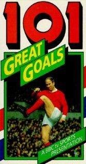 101 Great Goals [VHS] David Coleman, Barry Davies, Tony Gubba, John Motson, Alan Parry, Alan Weeks, Kenneth Wolstenholme Movies & TV