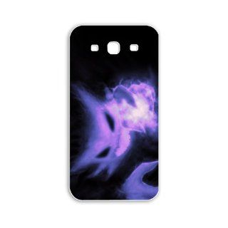 Diy Samsung Galaxy S3/SIII Anime Series haunter pokemon anime Black Case of Hallowmas Cellphone Shell For Girls Cell Phones & Accessories