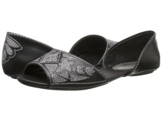 Kenneth Cole Reaction Tina Tot Womens Flat Shoes (Black)