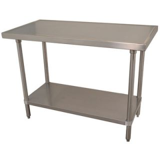 Line by Advance Tabco Chefs Prep Table