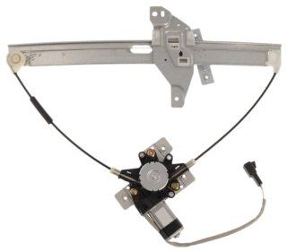 Dorman 741 630 Chevrolet Impala Front Driver Side Window Regulator with Motor Automotive