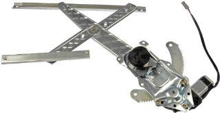 Dorman 741 849 Ford F 150 Front Passenger Side Power Window Regulator with Motor Automotive