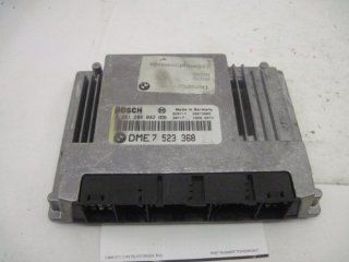 ECU ECM COMPUTER BMW 745i 2002 02 2003 03 Automotive