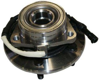 GMB 725 0074 Wheel Bearing Hub Assembly Automotive