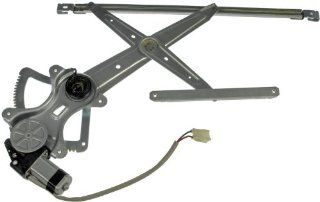 Dorman 748 226 Toyota Tundra Front Driver Side Window Regulator with Motor Automotive