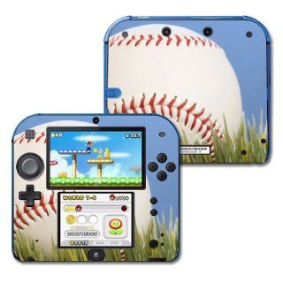 MightySkins Protective Vinyl Skin Decal Cover for Nintendo 2DS Sticker Skins Baseball Electronics