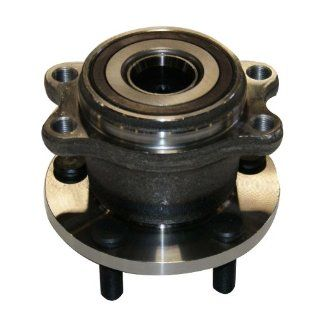 GMB 760 0010 Wheel Bearing Hub Assembly Automotive