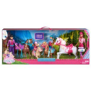 Barbie & Her Sisters In A Pony Tale   Horse Adventure Toys & Games