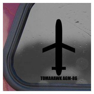 TOMAHAWK AGM 86 Black Sticker Decal Military Soldier Wall Black Sticker Decal   Decorative Wall Appliques