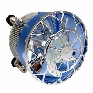 Cables Unlimited Evercool Socket 775/Socket T 3.8 Ghz Pentium 4 CPU Cooler FAN P4 S775 4 Electronics