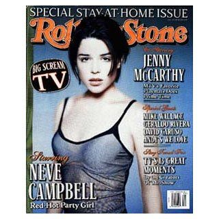 Rolling Stone Magazine # 769 September 18 1997 Neve Campbell (Single Back Issue) Rolling Stone Books