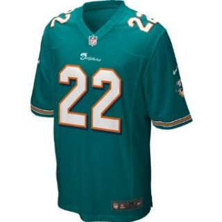 NIKE Men's Miami Dolphins Reggie Bush Game Team Color Jersey   Size Xl, Mard Athletic Shirts  Sports & Outdoors