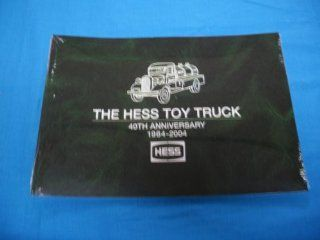 Hess Toy Truck 40th Anniversary 1964 2004 Collector Book  Prints