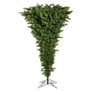 Vickerman 7.5 ft. Green Upside Down Christmas Tree   Christmas Trees