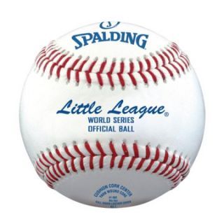 Dudley Spalding Little League Baseballs   1 Dozen   Balls