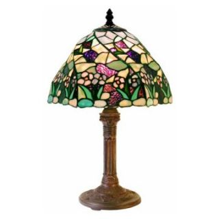 Tiffany Style Lake Table Lamp   Table Lamps