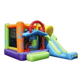Kidwise Double Shot Bouncer   Bounce Houses