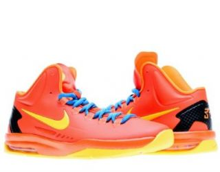 Nike KD V (GS) Boys Basketball Shoes 555641 801 Shoes