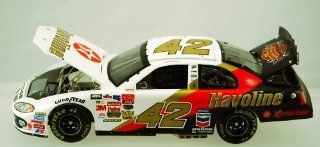 Action   Elite   NASCAR   Jamie McMurray #42   2003 Dodge Intrepid   Texaco / Havoline   Davey Allison Memorial Walk of Fame   124 Scale Die Cast   1 of 804   Limited Edition   Collectible Toys & Games