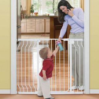 Summer Infant Sure And Secure™ Tall Walk Thru Gate   Baby Gates