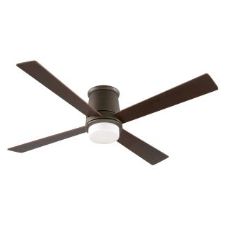 Fanimation Inlet 52 in. Indoor / Outdoor Ceiling Fan with Light   Ceiling Fans