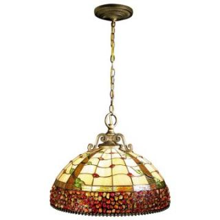 Dale Tiffany Bazanni Pendant   Tiffany Ceiling Lighting