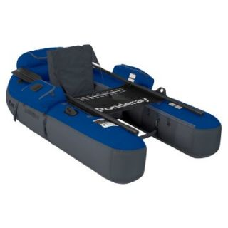 Classic Accessories Ponderay 7 ft. Pontoon Boat   Blue and Silver   Dinghy Boats
