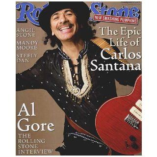 Rolling Stone Magazine #836 March 16 2000 Santana (Single Back Issue) Rolling Stone Books