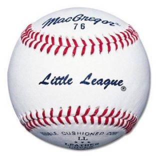 MacGregor No. 76C Little League Baseballs   1 Dozen   Balls