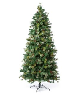 7.5 ft. Classic Country Unlit Christmas Tree   Christmas Trees