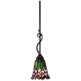Dale Tiffany Meadowbrook Hanging Fixture Pendant   Tiffany Ceiling Lighting