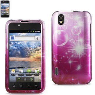 Premium Durable Designed Hard Protective Case LG Marquee(LS855) (2DPC LGLS855 0202) Cell Phones & Accessories
