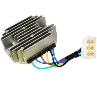 Regulator Rectifier KUBOTA UTV RTV500 15531 64603 RP201 53710 185530 RS5155 Automotive