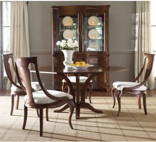 American Drew Cherry Grove New Generation Square Table   Dining Tables