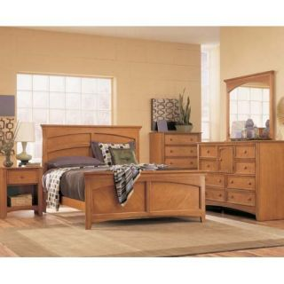 Abby Low Profile Panel Bed   Storage Beds